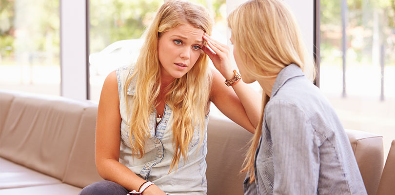 How a Therapist Can Help With Fibro