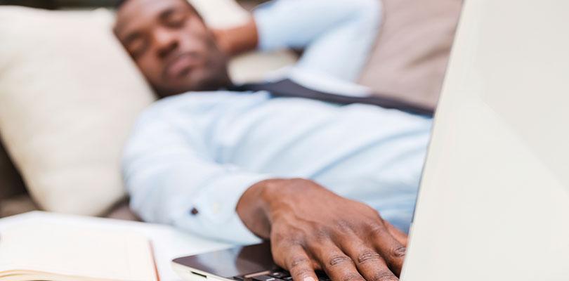Develop a Good Sleep Routine